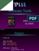 Unix Intro