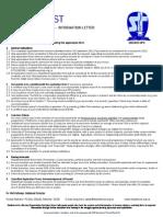 Studietrust Bursary Application Form 2013