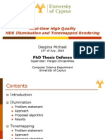 PhD Des Pin a Michael Online Presentation