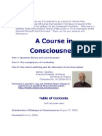 Stanley Sobottka - A Course in Consciousness