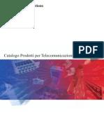 Catalogo 3M Telecomunicazioni 2006-Italiano