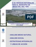 1. Atlas de Riesgos Naturales Boca Del Rio