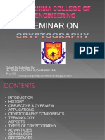 crytography