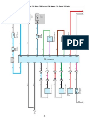 2009-2010 Toyota Corolla Electrical Wiring Diagrams | Anti ... on