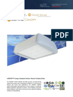 Ember Led - Eshine Solar Led Canopy Light