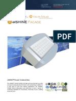 Ember Led - Eshine Solar Led Facade Light