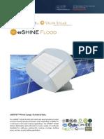 Ember Led - Eshine Solar Led Flood Light