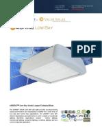 Ember Led - Eshine Solar Led Low Bay Light