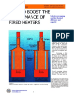 How to Boost the Performance of Fired Heater