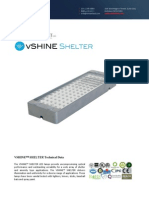 Ember Led - Vshine Led Shelter Light