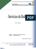 Documento Final Para Servicio de Redes
