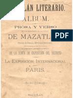 Mazatlan Literario parte 1