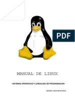 Manual Linux 2012