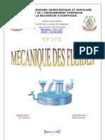 Impact de Jet Sur Plaques TP Mdf 02