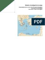 Estudio e Investigacion de Campo AsiaMenor-Creta-IslasEgeas