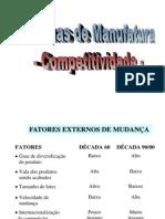 Sistema de Manufatura _Competitividade