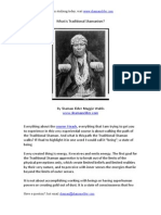 What is Traditional Shamanism eBook Revised