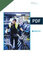 Entire Barclays Ar2011