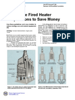 Optimize Fired Heater Operations to Save Money