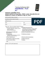 NRTCabstract 2012