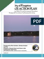 Kingston Climate Action Plan DRAFT