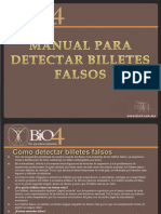 Manual Para Detectar Billetes Falsos