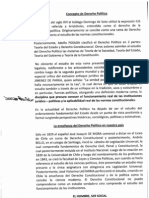 APUNTE DE POLITICO BASADO EN EN LIBRO DE MARIO VERDUGO