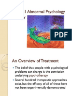 Lesson 12 Psychotherapy
