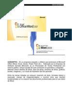 Practicas Word 2003 y 2007