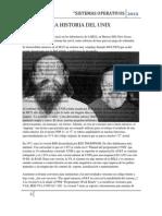 La Historia Del Unix
