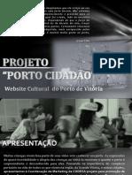 Projeto Porto Cidadão - apresentação
