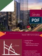 Alveo Land Lerato Tower 2 Makati Brochure