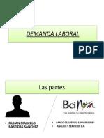DEMANDA LABORAL