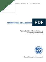 Perspectivas de la Economía Mundial Abril 2012
