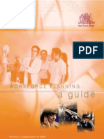 Workforce Planning a Guide