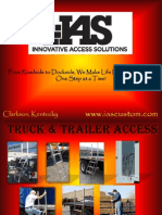 Truck & Trailer Access Products from IAS