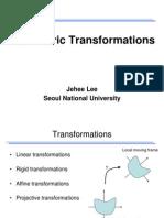 Transforms (1)