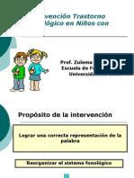 Intervención Nivel fonológic 2