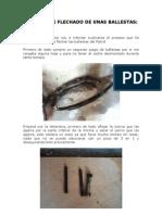 Proceso Flechado de Ballestas[1]