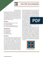 Isp Datasheet v1.0