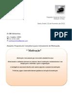 0033-2012Proposta Treinamento Motivação - CBR - Fev-2012