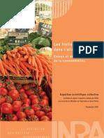 Inra Fruits Legumes Dans l'Alimentation