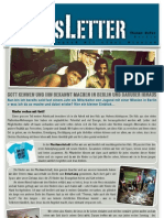 Newsletter Thomas Nufer_Mai 2012