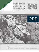 Cuadernos de Arquitectura Mesoamericana.04