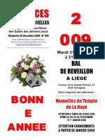 Annonces Du Pieu de Bruxelles 12-25-08