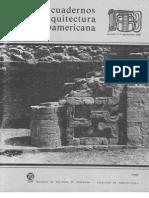 Cuadernos de Arquitectura Mesoamericana.05