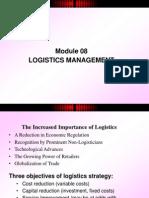 Logistics Mgmt