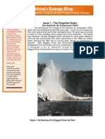 The Forgotten Hydro Blog