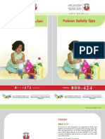 Poison Safety Tips - Health Authority Abu Dhabi - HAAD