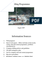 j. Drilling Programmes 25
